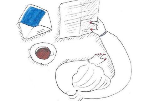 今日1日を、このイラストと。庄野紘子 vol.3