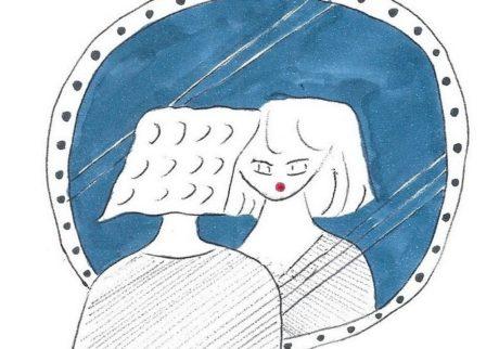 今日1日を、このイラストと。庄野紘子 vol.9