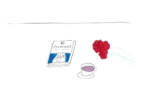 今日1日を、このイラストと。庄野紘子 vol.12