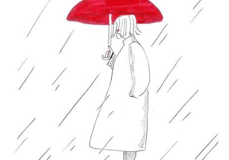 今日1日を、このイラストと。庄野紘子 vol.24