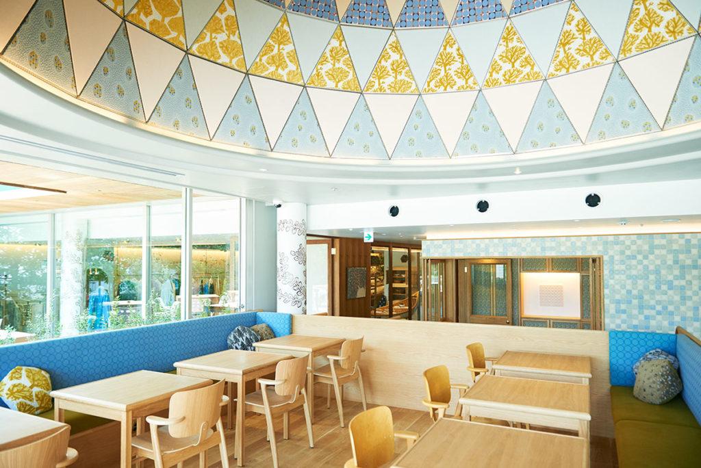 カフェ『家と庭』photo:Masahiro Sanbe