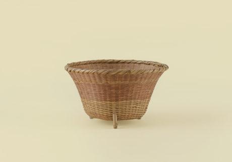 骨董王子・郷古隆洋の日用品案内。竹製の洗いかご