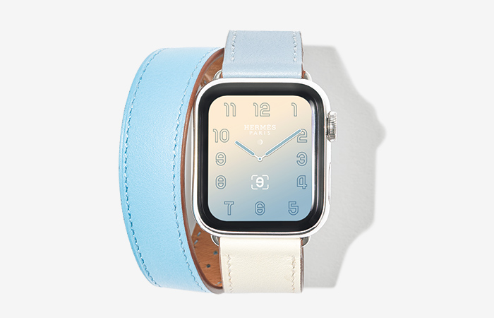 HERMÈS apple watch & belt