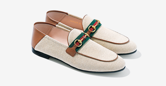 GUCCI sophisticated loafer