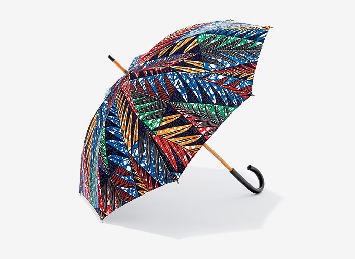 KANGA kanga pattern umbrella