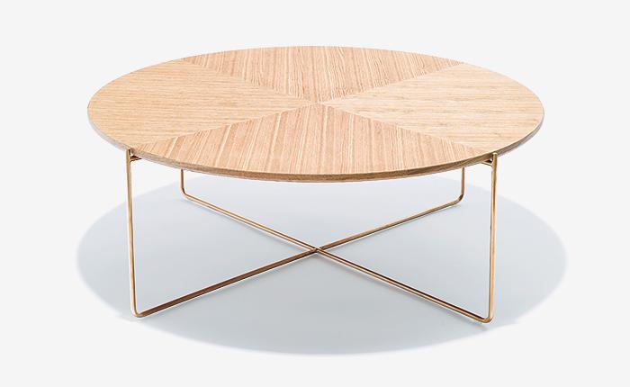 MODERN WORKS minimalistic coffee table