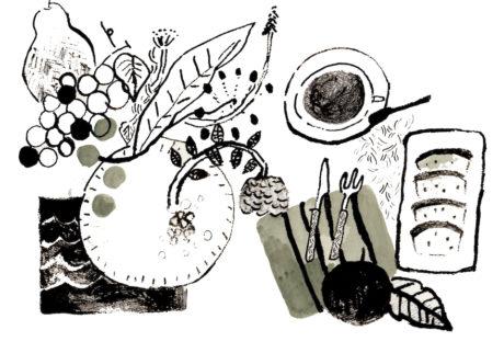 今日1日を、このイラストと。植松しんこ vol.16