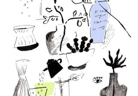 今日1日を、このイラストと。植松しんこ vol.23