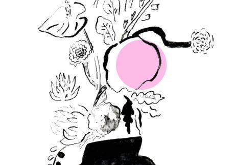今日1日を、このイラストと。植松しんこ vol.30