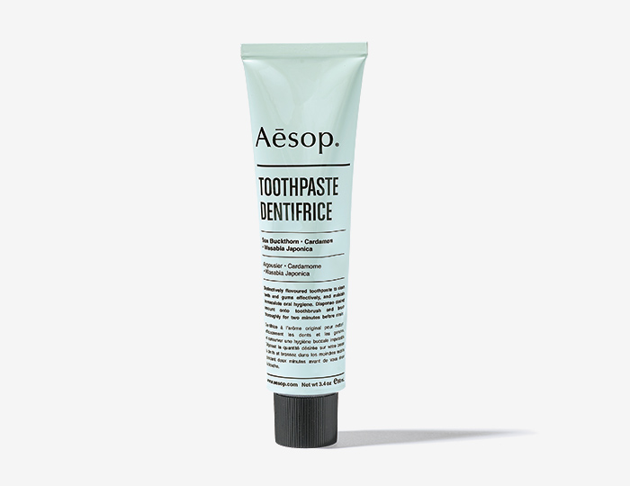 AĒSOP toothpaste for everyday