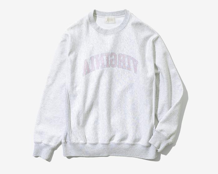 BLURHMS ROOTSTOCK logo sweatshirt