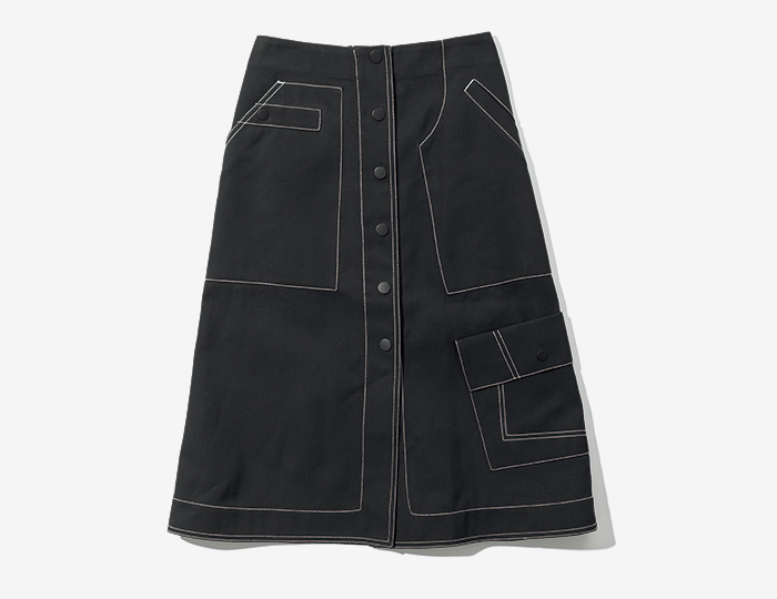 3.1 PHILLIP LIM A-line skirt