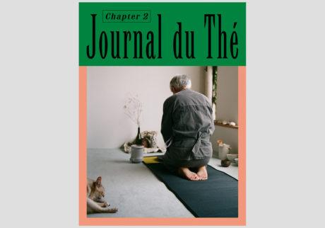 『Journal du Thé』から生まれたアートピースたち。POETIC PASTEL「TEA TODAY」展開催