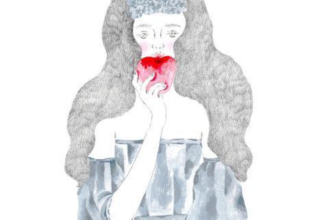 姫とりんご
