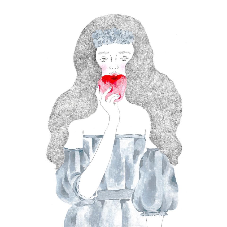 19姫とりんご