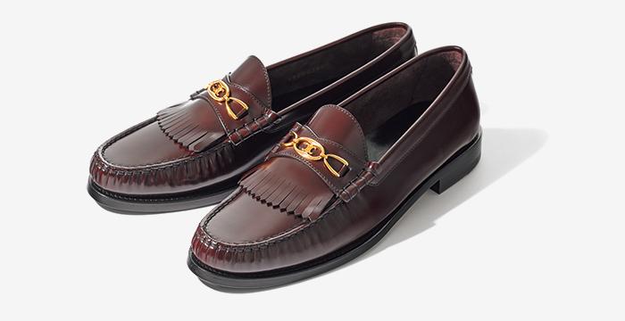 CELINE calfskin loafer