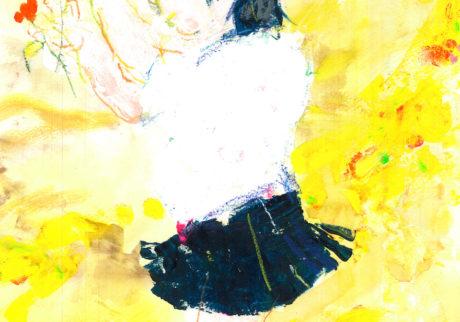 今日1日を、このイラストと。NAOKO vol.14