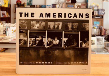 本屋が届けるベターライフブックス。『THE AMERICANS』 ROBERT FRANK 著(Steidl)