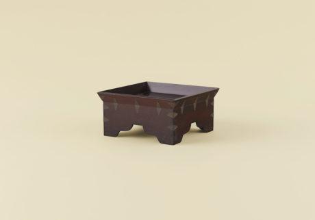 骨董王子・郷古隆洋の日用品案内。韓国の四角盆
