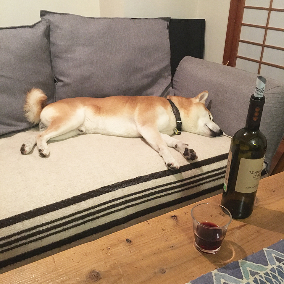飲みすぎた?