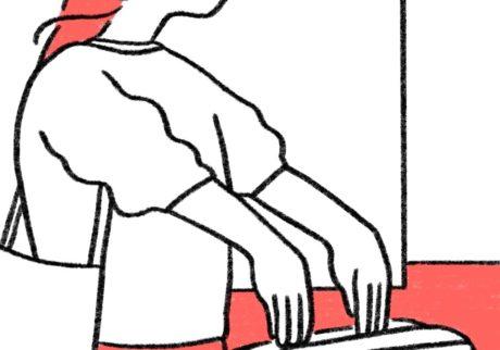 今日1日を、このイラストと。川合翔子 vol.28