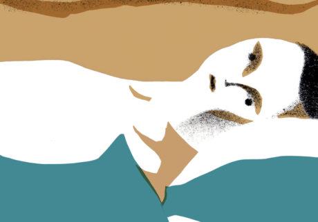 今日1日を、このイラストと。松尾穂波 vol.1