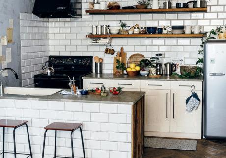 Kitchen Coordinate by NITORI見せたくなるキッチンをつくる。