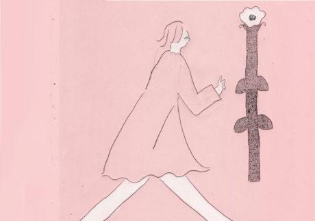 今日1日を、このイラストと。大塚文香 vol.22