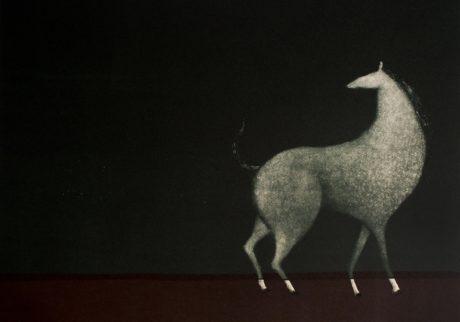 イラストレーター、平澤まりこさんの作品展が『arflex tokyo』で開催。