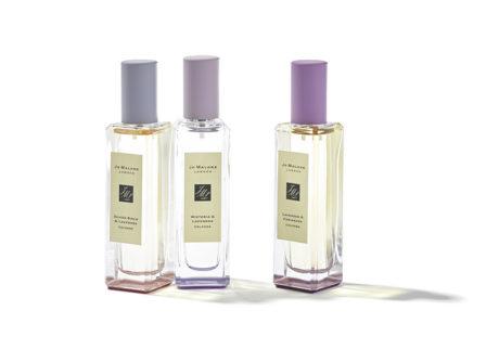 〈ジョー マローン ロンドン〉が新しいラベンダーの香りを発表。