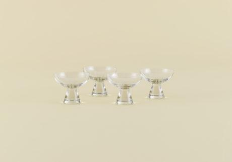 骨董王子・郷古隆洋の日用品案内。1960年代のアメリカのカクテルグラス