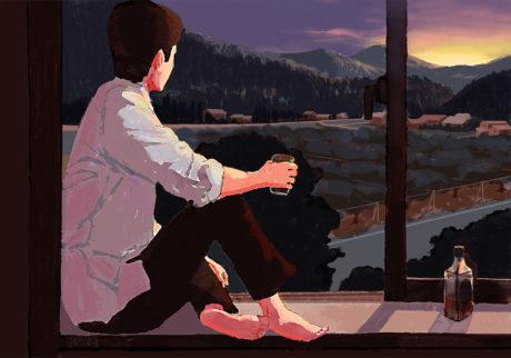 今日1日を、このイラストと。泉瀧 新 vol.09