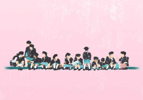 今日1日を、このイラストと。泉瀧 新 vol.18