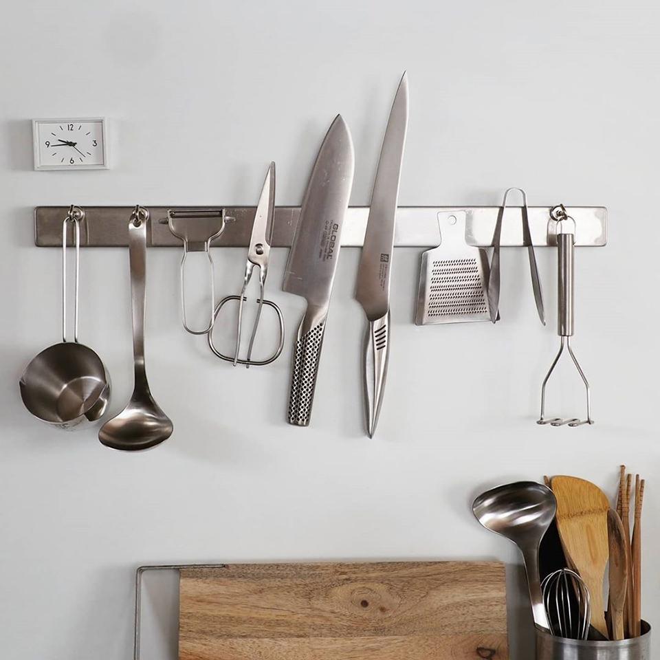使い勝手のいい 台所と料理道具 キッチンツールについて ステンレスで揃えました どれも使いやすくて気に入っています◎