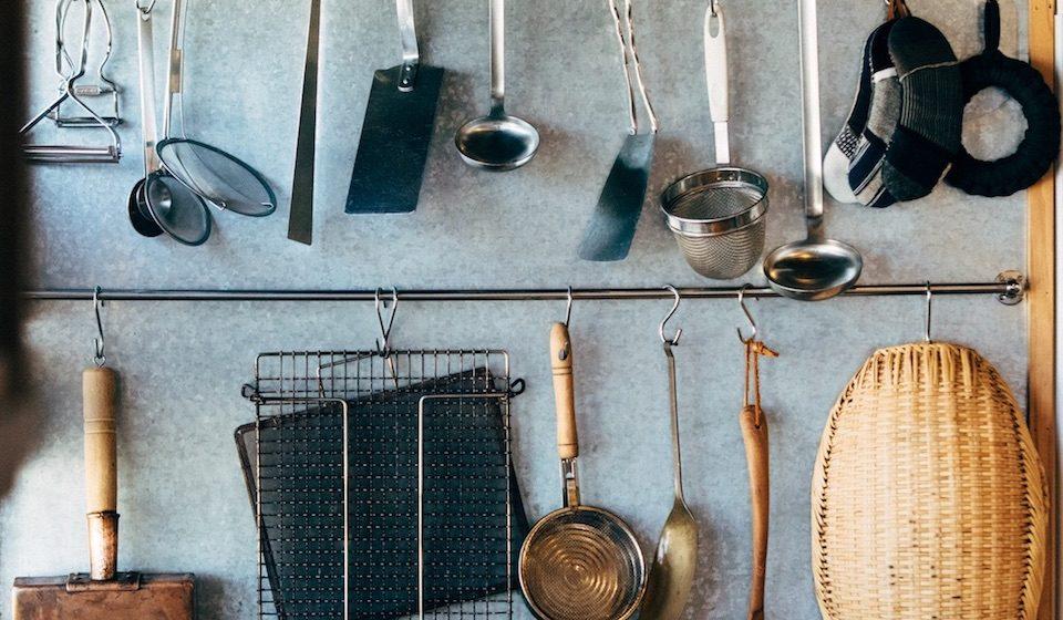 暮らしを豊かにするキッチンウェア。