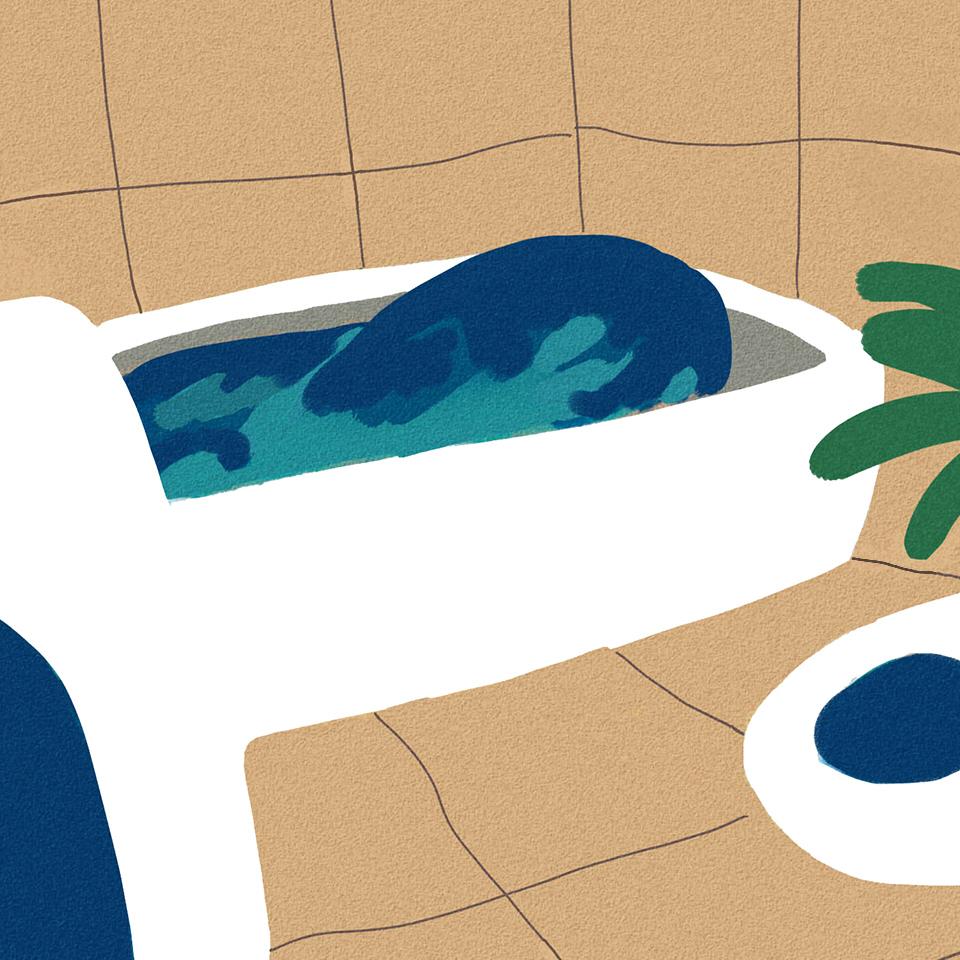 2_あふれそうな風呂