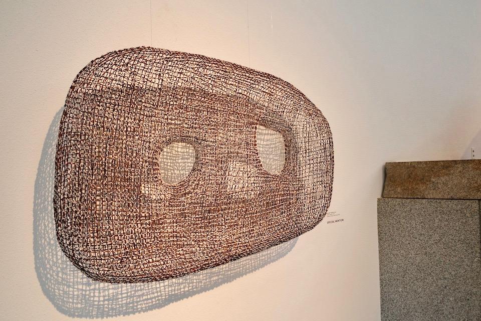 特別賞を受賞した高樋一人さんの作品「KADO」