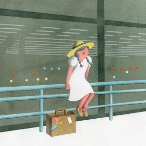 今日1日を、このイラストと。<i>菊野 友美 vol.5</i>