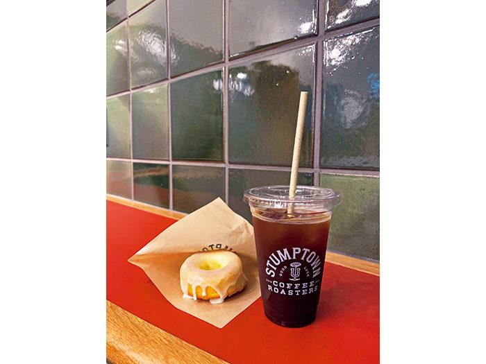米・ポートランド発『スタンプタウン コーヒー ロースターズ』も登場。