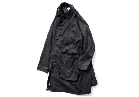 〈バブアー〉が〈ビームスボーイ〉のために製作したジャケットが今季も登場。