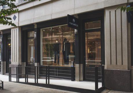 """〈ナナミカ〉の海外1号店がオープン。 オープン記念のノベルティは""""お香""""。"""