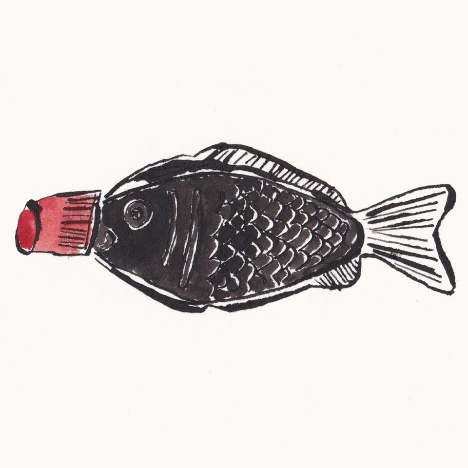 鯛(たれびん)