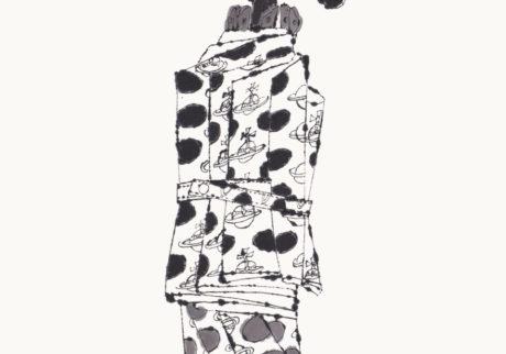 今日1日を、このイラストと。神崎 遥 vol.28