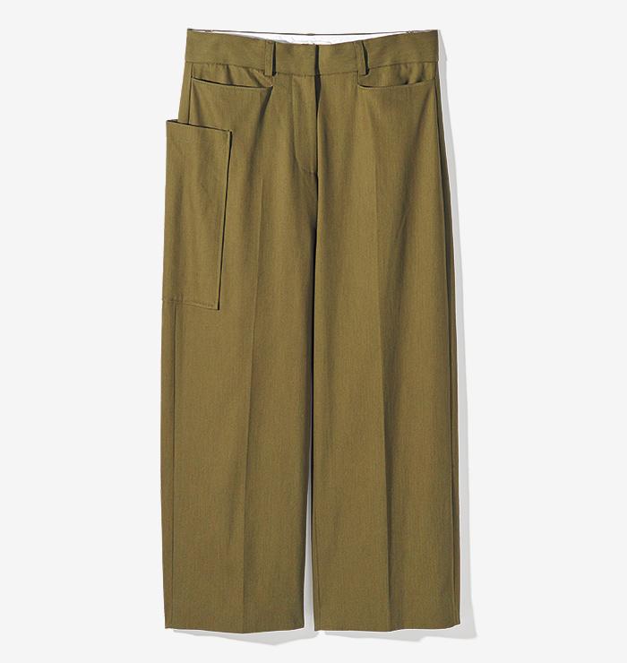 STUDIO NICHOLSON khaki pants