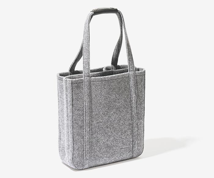 CHACOLI FOR BIOTOP collaboration tote bag