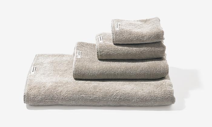 ÉCHAPPER linen towel