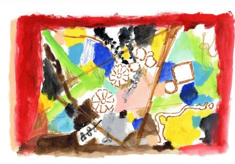 今日1日を、このイラストと。藤田恵 vol.3