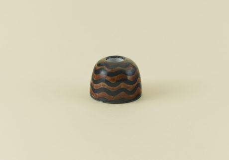 骨董王子・郷古隆洋の日用品案内。インド製の陶器の燭台