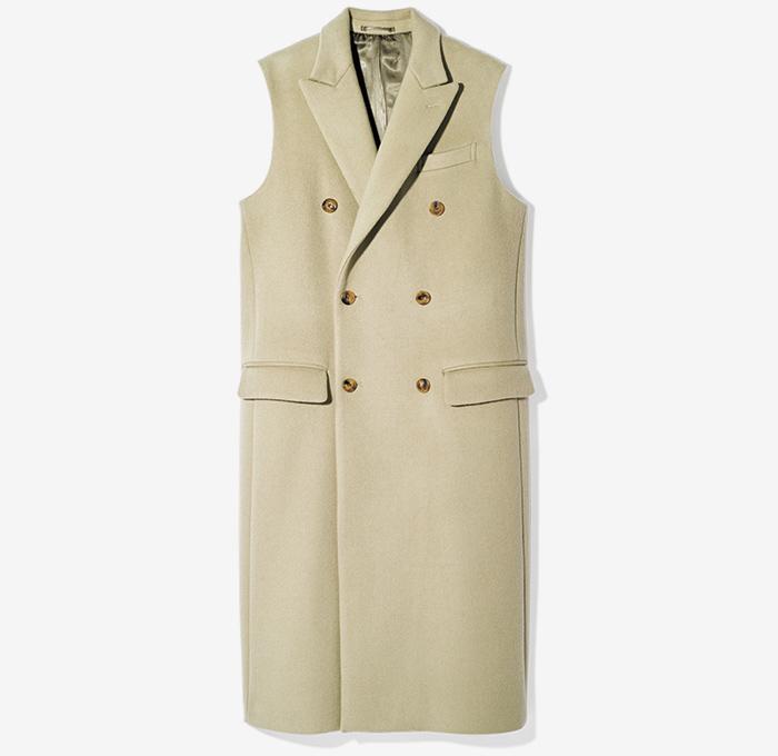 SCYE sleeveless coat