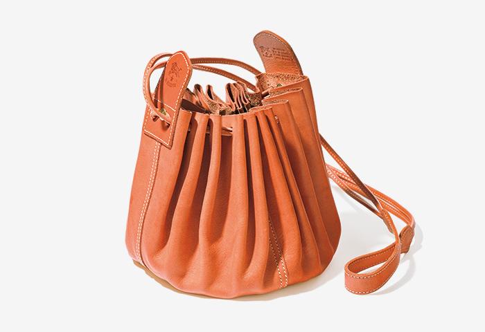 IL BISONTE drawstring handbag